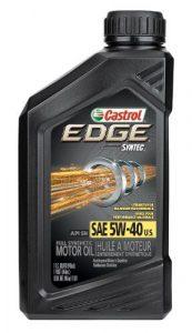 Castrol 06249 EDGE 5W-40