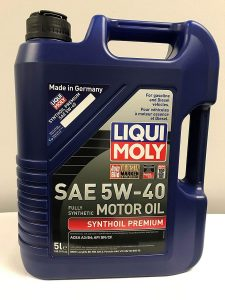 Liqui Moly 2041 Premium 5W-40
