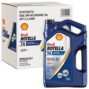 Shell Rotella T6 Full Synthetic