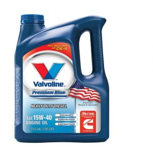 Valvoline Premium Blue SAE 15W-40