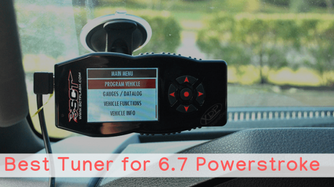 Best Tuner for 6.7 Powerstroke