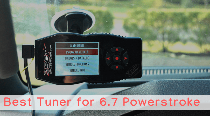 Photo of Best Tuner for 6.7 Powerstroke – Top Engine Tuner of 2020