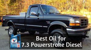 Best Oil for 7.3 Powerstroke Diesel