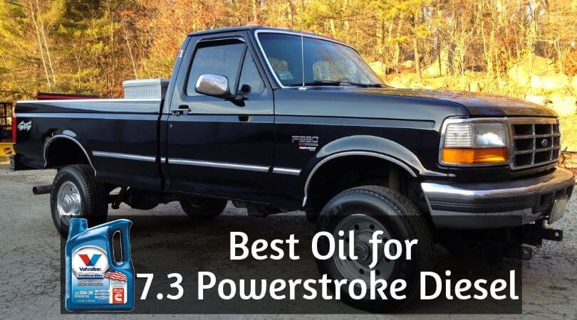 Best Oil for 7.3 Powerstroke Diesel