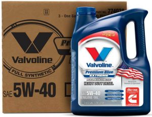 Valvoline Diesel Engine Oil