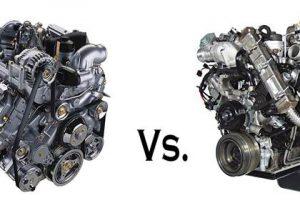 6.0 vs 6.4 power stroke