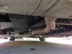 Location-of-the-Exhaust-Leak