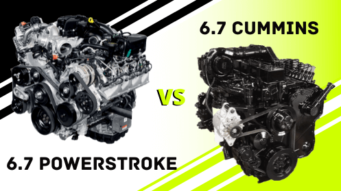 6.7 Powerstroke Vs 6.7 Cummins