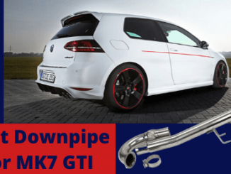 Best Downpipe for MK7 GTI