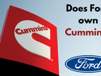 Does Ford own Cummins