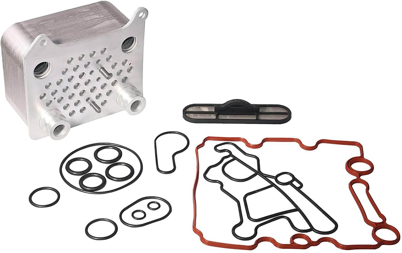 Engine Oil Cooler Kit