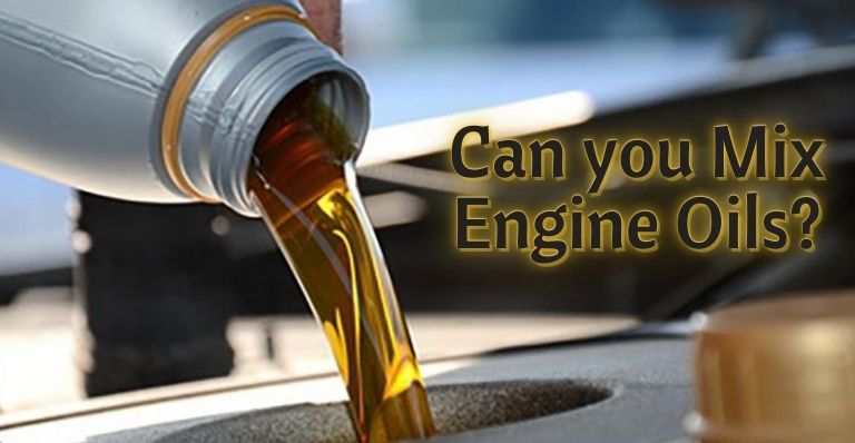 Can you mix engine oils_