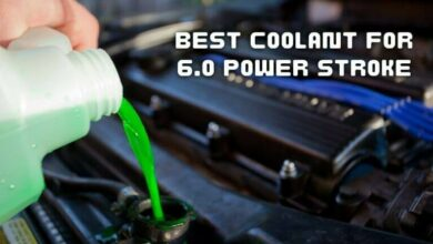 Best Coolant for 6.0 Power Stroke
