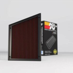 K&N Engine Air Filter Duramax Diesel – 33-2466