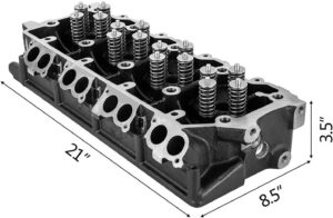 Brand New Cylinder Head for 6.0 Power Stroke – 20mm