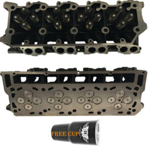 New Improved Loaded Cylinder Head – 2