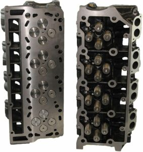 Remanufactured Power Stroke Cylinder Heads